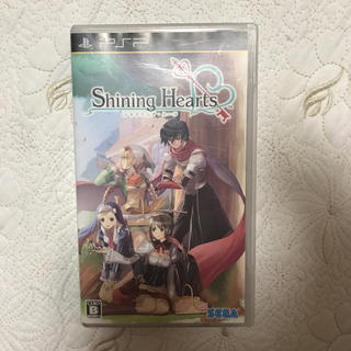 PlayStation Portable - 【PSP】シャイニングハーツ