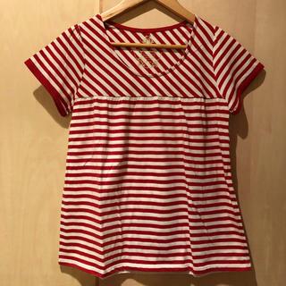 セポ(CEPO)のcepo ボーダーTシャツ(Tシャツ(半袖/袖なし))