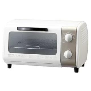 コイズミ(KOIZUMI)のオーブントースター KOS-1022-W(調理機器)