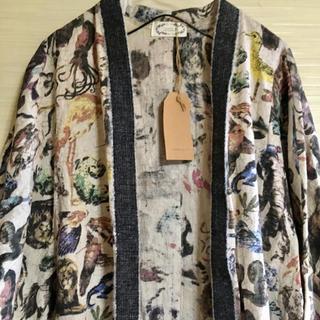 カワイイ(cawaii)のcawaii  sanpo  コットンリネン羽織り(その他)