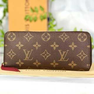 ルイヴィトン(LOUIS VUITTON)の✨美品✨ルイヴィトン ポルトフォイユ クレマンス モノグラム 長財布(財布)