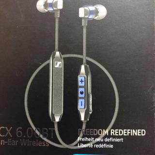 ゼンハイザー(SENNHEISER)のゼンハイザー Bluetoothイヤフォン(本日購入した方は1000円引き❗️)(ヘッドフォン/イヤフォン)