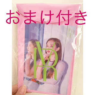 ショウジョジダイ(少女時代)のスローガン付き  ユリ  ペンミ ファンミーティング ポストカード お土産 特典(アイドルグッズ)