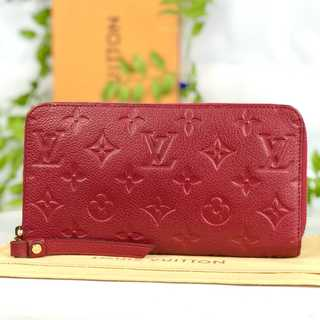 ルイヴィトン(LOUIS VUITTON)の✨極美品✨ルイヴィトン ポルトフォイユ スクレットロン モノグラム 長財布(財布)