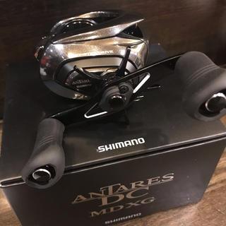 シマノ(SHIMANO)の18 アンタレスDC MD XG 右巻き 新品  限界価格(リール)