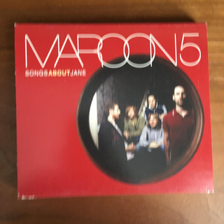 MAROON5 Songs About Jane(ポップス/ロック(洋楽))