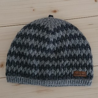 モンベル(mont bell)のモンベル mont-bell ニット帽 キッズ 帽子(帽子)