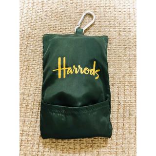 ハロッズ(Harrods)のハロッズ  携帯エコバッグ(エコバッグ)