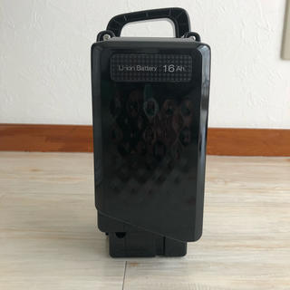 パナソニック(Panasonic)の「新品」パナソニック電動自転車バッテリー16Ah(パーツ)