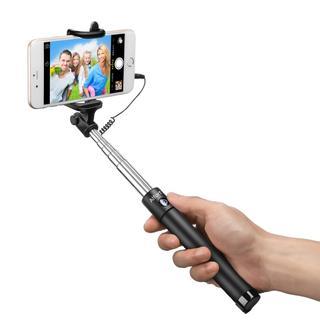 ミニ セルカ棒 iPhone/Android対応 220(自撮り棒)