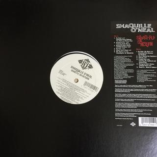 超レア シャキール・オニール レコード(ヒップホップ/ラップ)