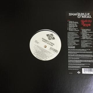 超レア シャキール・オニール レコード(バスケットボール)