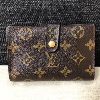 ルイヴィトン(LOUIS VUITTON)のがま口財布(財布)