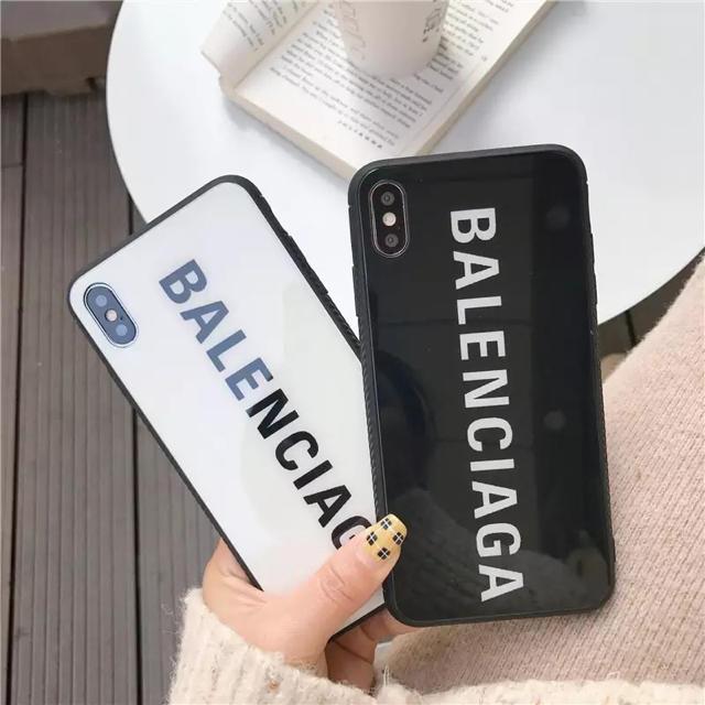 iphone8 plus ケース アディダス 、 iPhoneケース iPhonexrケース バレンシアガ 風の通販 by まこ☆プロフ読んで下さい☆'s shop|ラクマ