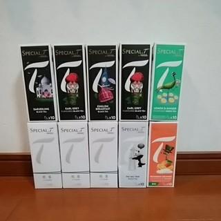 Nestle - Nestle☆ネスレ☆☆スペシャル.T専用カプセル☆9箱セット☆紅茶☆お茶☆煎茶