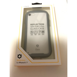 iface reflection(ネイビー) iphone7/8(iPhoneケース)
