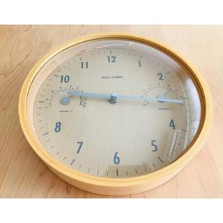 イデアインターナショナル(I.D.E.A international)のIDEA LABEL 壁掛け時計(掛時計/柱時計)