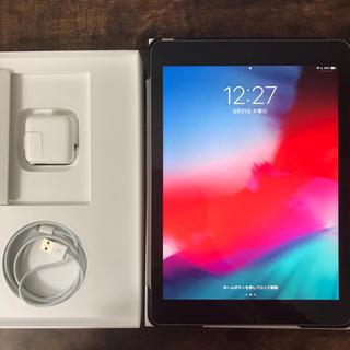アイパッド(iPad)のiPad 第6世代 9.7インチ Retina 32GB wi-fiモデル(タブレット)