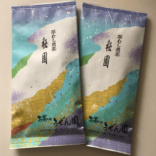 緑茶(静岡県産)80g✕2袋