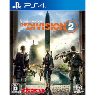 PlayStation4 - Division2 ps4