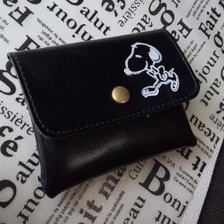 コインケース 小銭入れ 財布・新品未使用【滲みカスレあります!】(コインケース)