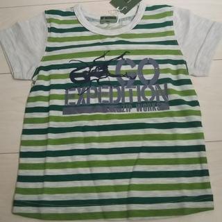 クレードスコープ(kladskap)の100 新品 ジップワークス 半袖 Tシャツ(Tシャツ/カットソー)