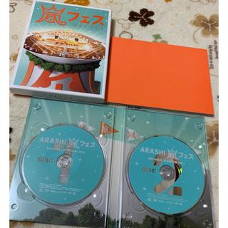 嵐 - 嵐フェス 2012 初回プレス仕様 ブックレット付き 嵐 DVD