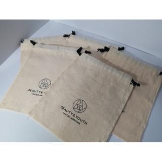 ビューティアンドユースユナイテッドアローズ(BEAUTY&YOUTH UNITED ARROWS)のUNITED ARROWS beauty&youth 巾着(ショップ袋)