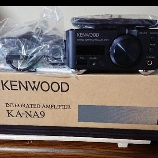 ケンウッド(KENWOOD)のケンウッド(KENWOOD) コンパクトアンプ Kシリーズ KA-NA9(アンプ)