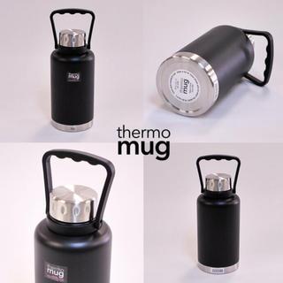 サーモマグ(thermo mug)の新品未使用 thermomug サーモマグ ステンレス 大容量 魔法瓶 サーモス(タンブラー)