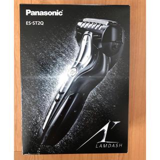 パナソニック(Panasonic)のパナソニック ラムダッシュ シェーバー 3枚刃 ES-ST2Q-K(メンズシェーバー)