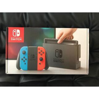 ニンテンドースイッチ(Nintendo Switch)のNintendo Switch 本体 (ニンテンドースイッチ)(家庭用ゲーム本体)