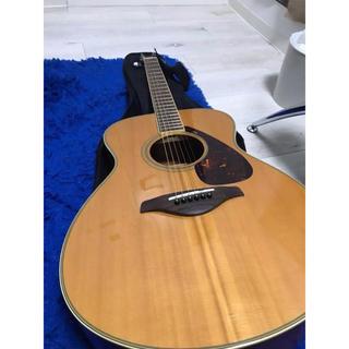ヤマハ(ヤマハ)の《初心者必見》FS720S アコースティックギター(アコースティックギター)