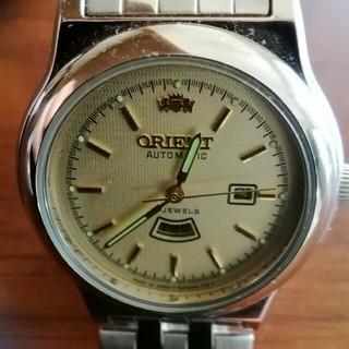オリエント(ORIENT)のオリエント腕時計 自動巻21石 ユニセックス 日差1分(腕時計(アナログ))