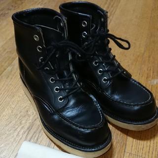 レッドウィング(REDWING)の【にこ様専用】レッド・ウィング角型 犬タグ 希少 23,5(ブーツ)