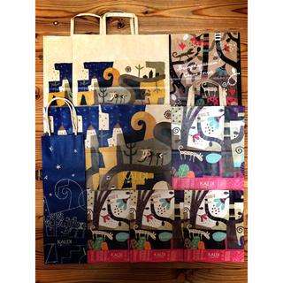 カルディ(KALDI)のカルディ  紙袋 11枚 + オマケ(ショップ袋)