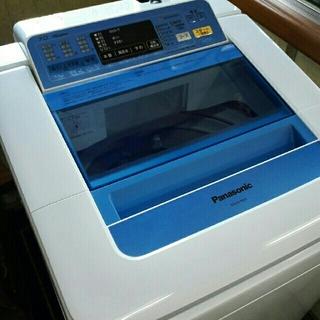 パナソニック(Panasonic)の送料無料🚐Panasonic 全自動洗濯機(洗濯機)