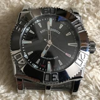 ロジェデュブイ(ROGER DUBUIS)のロジェ イージーダイバー スイスムーブメント搭載 美品(腕時計(アナログ))
