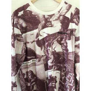 シュプリーム(Supreme)のシュプリーム SUPREME Michelangelo ミケランジェロ (Tシャツ/カットソー(七分/長袖))