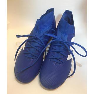 アディダス(adidas)のアディダス サッカーシューズ ネメシス タンゴ 18.3 TF 25.5センチ(シューズ)