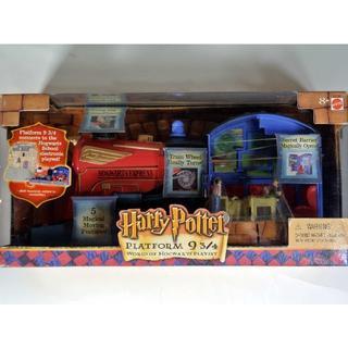 Harry Potter PLATFORM 9 3/4 -9と3/4番線 セット(SF/ファンタジー/ホラー)