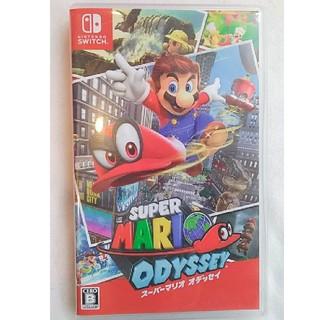 ニンテンドースイッチ(Nintendo Switch)のマリオオデッセイ スイッチ switch(家庭用ゲームソフト)