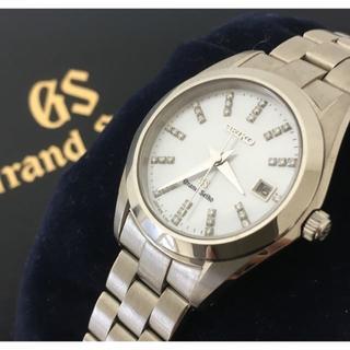 グランドセイコー(Grand Seiko)のグランドセイコー レディース インデックスダイヤ 4J52-0AB0 稼働品(腕時計)