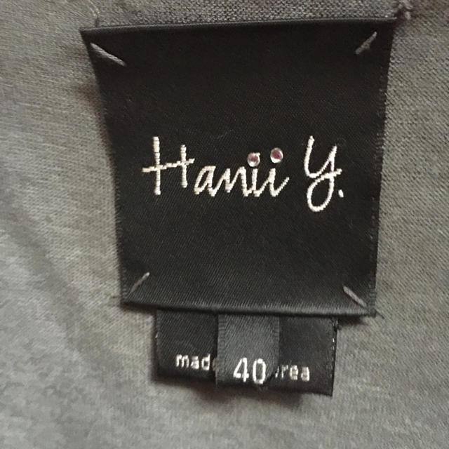 H.P.FRANCE(アッシュペーフランス)のハニーワイブラウス レディースのトップス(シャツ/ブラウス(半袖/袖なし))の商品写真