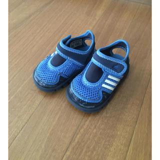 アディダス(adidas)のアディダス ベビーサンダル(サンダル)