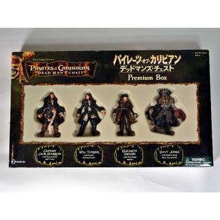 パイレーツ・オブ・カリビアン2 Premium Box(4体セット)(SF/ファンタジー/ホラー)