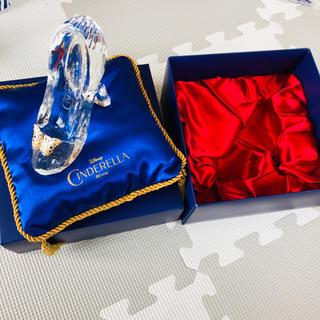 ディズニー(Disney)のシンデレラ ガラスの靴(置物)