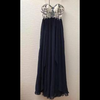 ロングドレス ドレス キャバドレス ナイトドレス(ロングドレス)