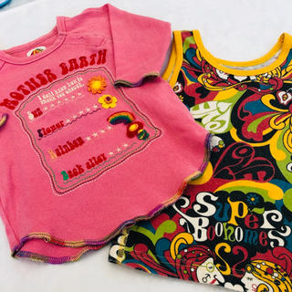 バックアレイ(BACK ALLEY)のブーフーウー バックアレイ カットソー&タンクトップ 90(Tシャツ/カットソー)