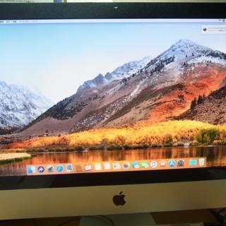 アップル(Apple)のiMac 21.5 Late2009(デスクトップ型PC)